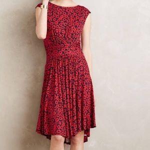 Anthropologie Moulinette Soeurs South Shore Dress